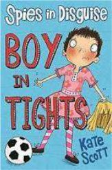 Boy in Tights book